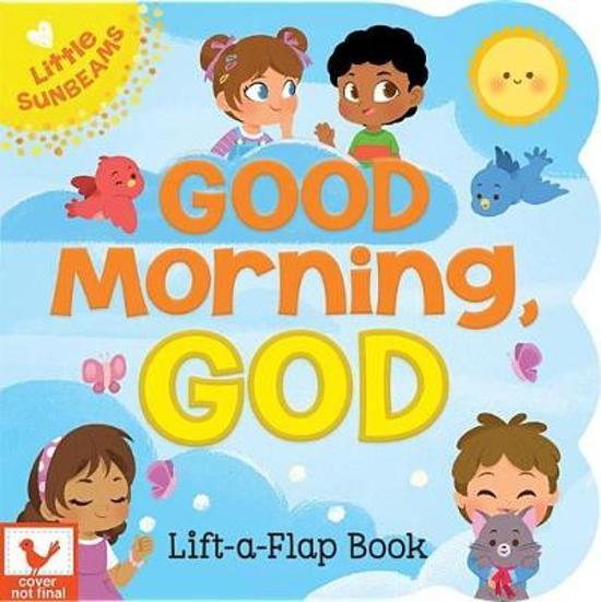 Bolcom Good Morning God Scarlett Wing 9781680523775 Boeken