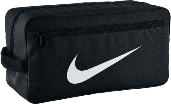 Nike Schoenenzak - zwart/wit
