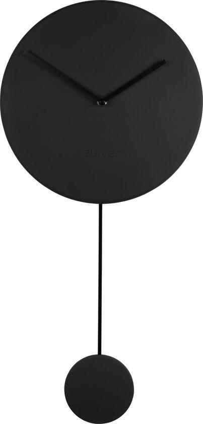 Zuiver Minimal - Klok - Zwart