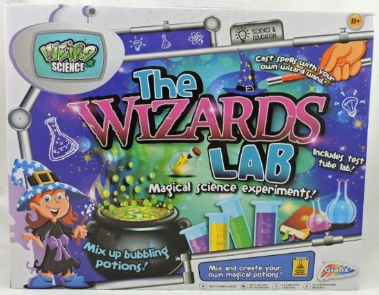 Weird Science - The Wizards Lab