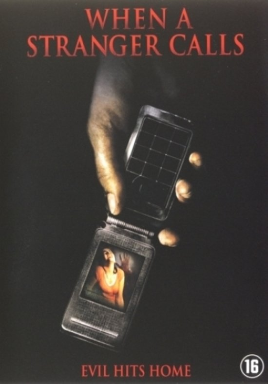 Cover van de film 'When A Stranger Calls'