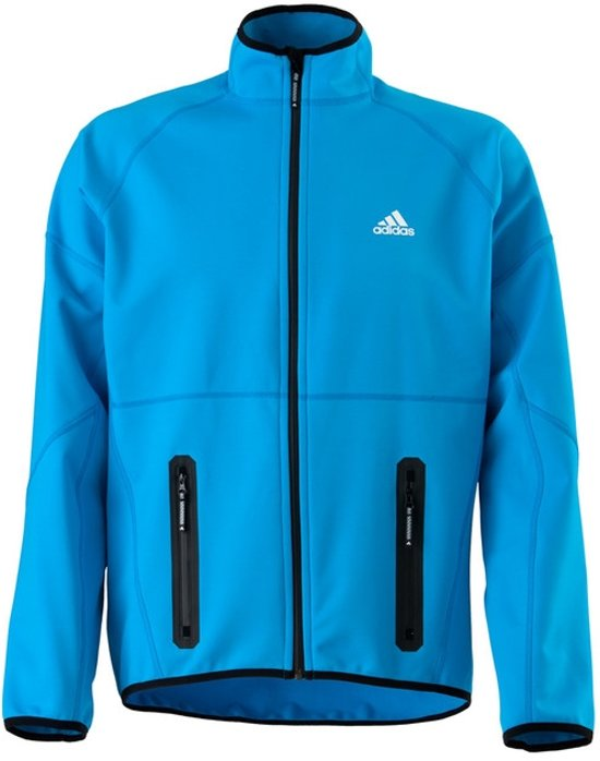 Adidas Sailing Essential 3-Layer Softshell Jacket - Blauw - XL - Heren