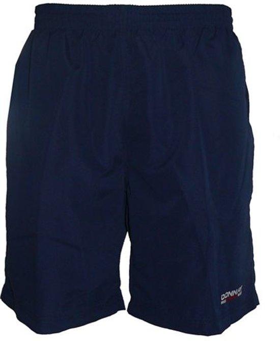 Donnay Micro Fibre Short - Sportshort - Jongens - Maat 176 - Donkerblauw