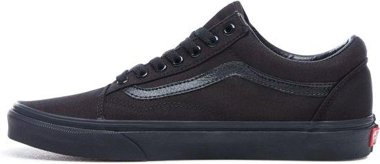 Wmn Vans Maat 38 Dames Skool Zwart Sneakers Old I8wqf8xH1
