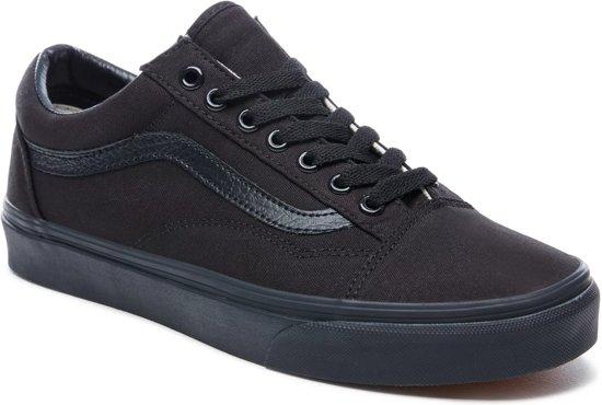 Wmn Sneakers Zwart Old Dames Maat 38 Vans Skool URnx6