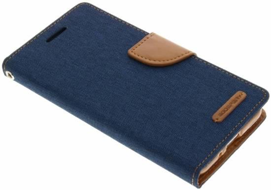 Toile Journal Samsung Galaxy J3 / J3 (2016) - Bleu dJ6rU1N