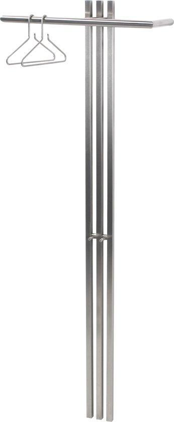 bol | spinder design - senza 5 kapstok - rvs