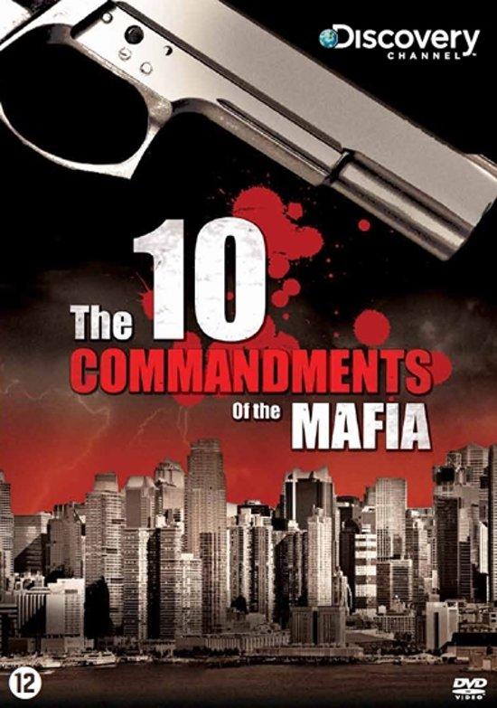 The 10 Commandments Of The Mafia