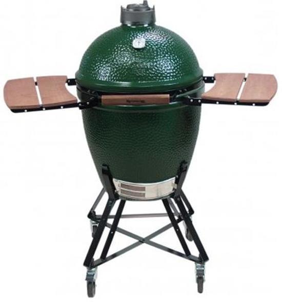 big green egg houtskoolbarbecue large compleet. Black Bedroom Furniture Sets. Home Design Ideas