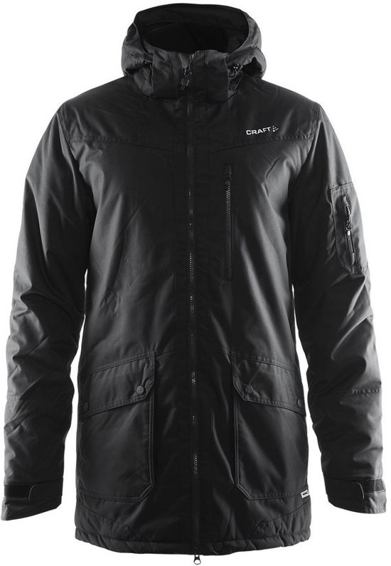 Craft Parker Jacket black xxl
