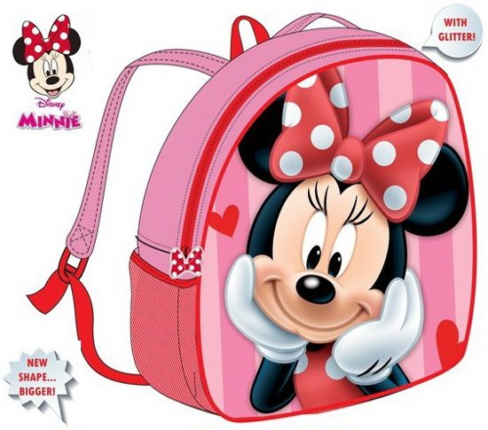 70ff5f17e5d bol.com | Minnie Mouse rugzak 32cm