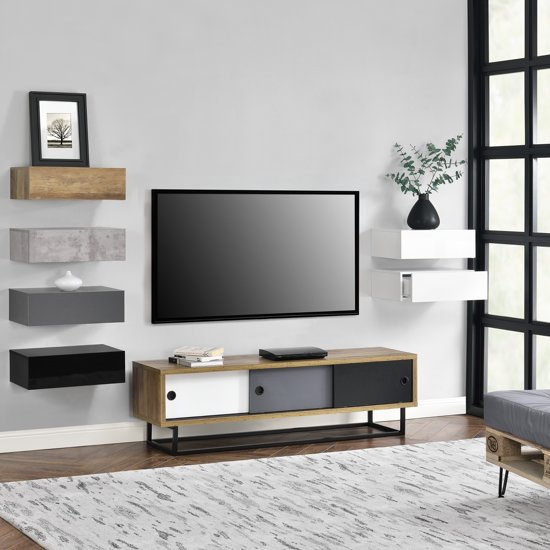 Encasa Tv Meubel Tv Kast New York