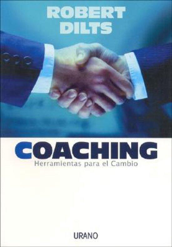 Boek cover Coaching van Robert Dilts (Paperback)
