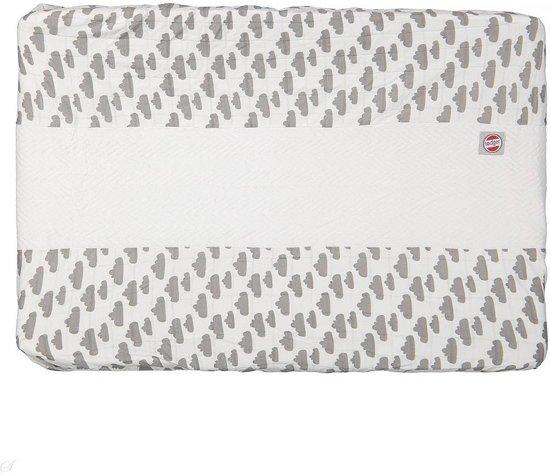 Lodger - Aankleedkussenhoes 50x70cm - Grijs
