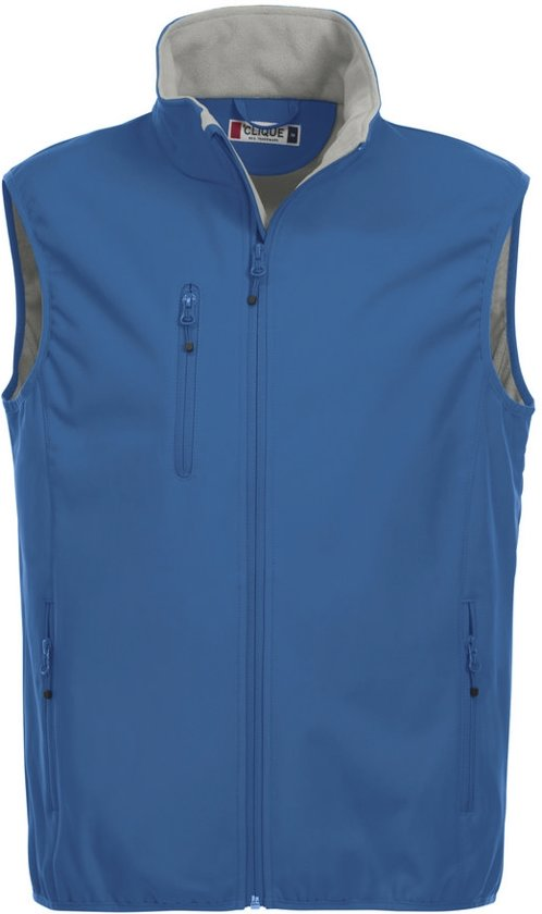 Craft L Bodywarmer Softshell Kobalt Hr Basic wqxqUfY7