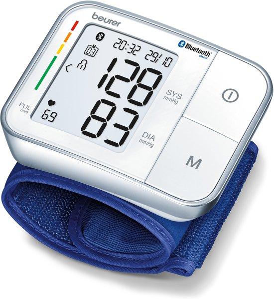 Beurer BC57 - Bloeddrukmeter Pols Bluetooth®