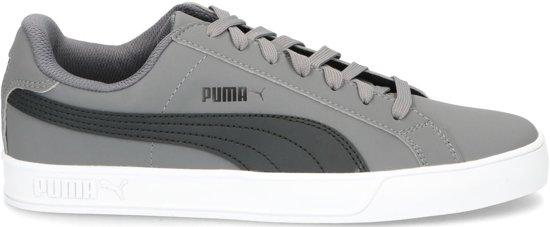 Puma Smash Vulc heren sneakers - Grijs - Maat 44