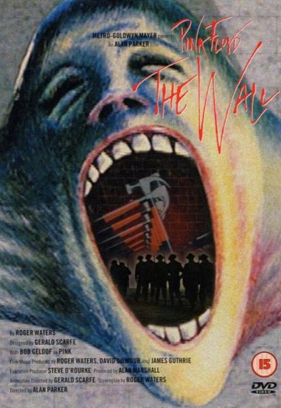 CD cover van Pink Floyd - The Wall van Pink Floyd