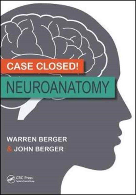 bol.com   Case Closed! Neuroanatomy   9781498728522   Warren Berger ...