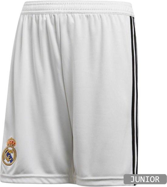 Real Madrid Thuisbroekje 2018-2019 Kids Wit