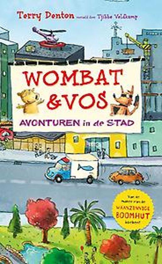 Afbeeldingsresultaat voor wombat en vos