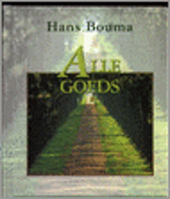 ALLE GOEDS - Hans Bouma pdf epub