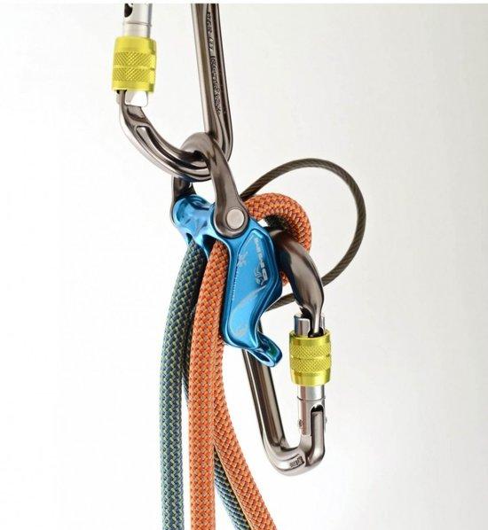 DMM Pivot zekerapparaat met groot touwbereik