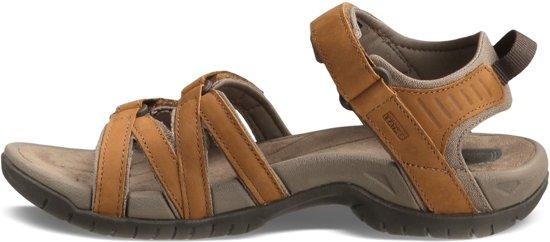 148f434f81f 37 Leather Dames Sandalen Maat Cognac Teva Tirra 1x8RR
