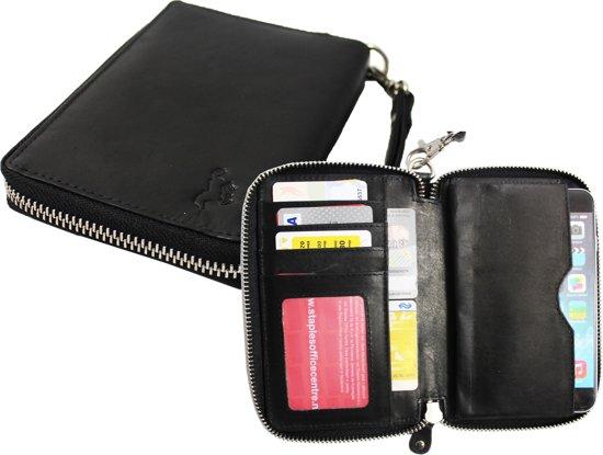 c5c5d202b98 bol.com | Safekeepers - Art. 1118 Portemonee Iphone 6 of 7 - Zwart