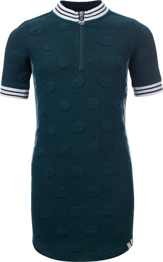 7944ee9930d4b4 meisjes jurk korte mouw Looxs