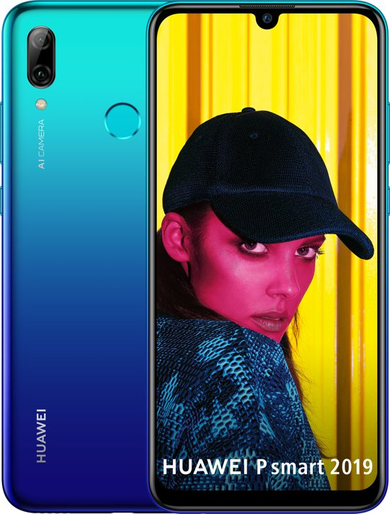 Huawei P Smart 2019 - 64GB - Blauw