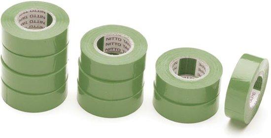 Nitto Isolatietape Groen 19Mm X 10M