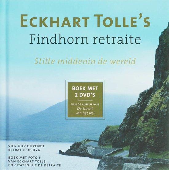 Eckhart Tolle's Findhorn retraite + 2 DVD's