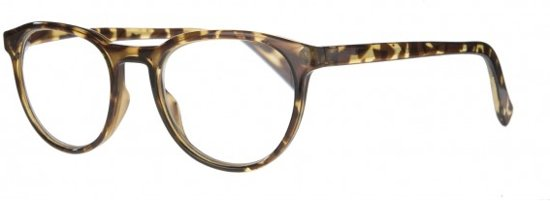Icon Eyewear RCD350 Figo Leesbril +1.50 - Glanzend tortoise