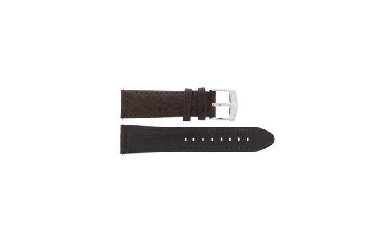 Horlogeband Camel 4320-4347 B+C Leder Bruin 22mm