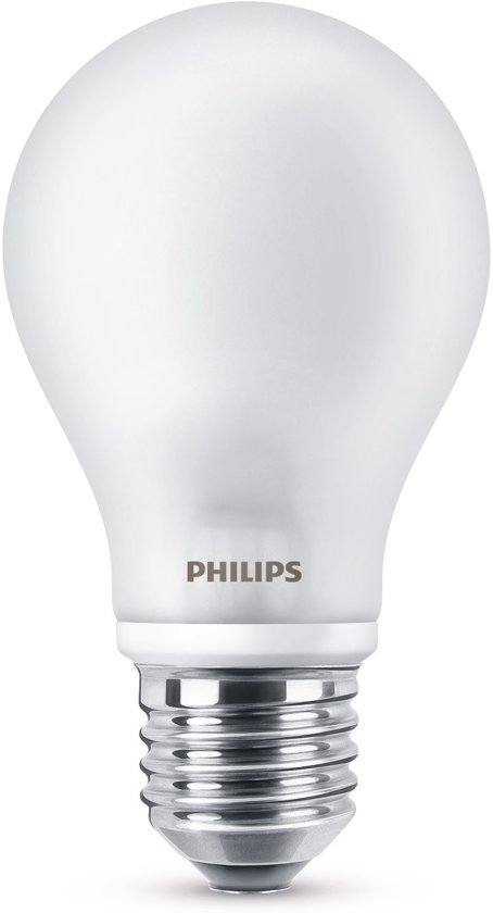 Philips 8.5W (75W) E27 Warm white Non dimmable Bulb energy saving lamp
