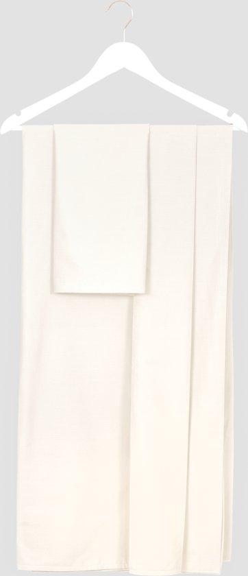 Casilin Topperhoeslaken Royal Perkal - White 0000 90x200