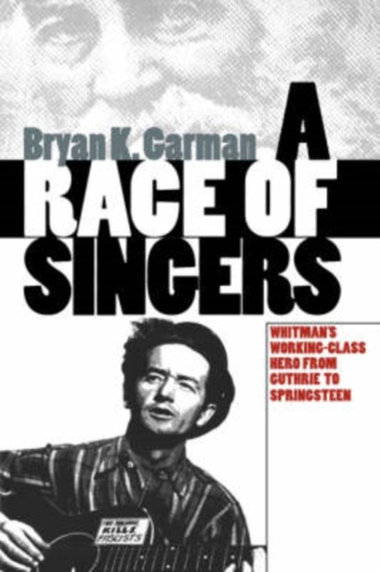 Boek cover A Race of Singers van Bryan K. Garman (Paperback)