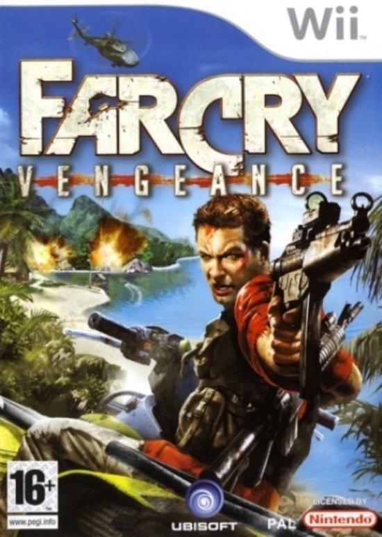 Farcry - Vengeance