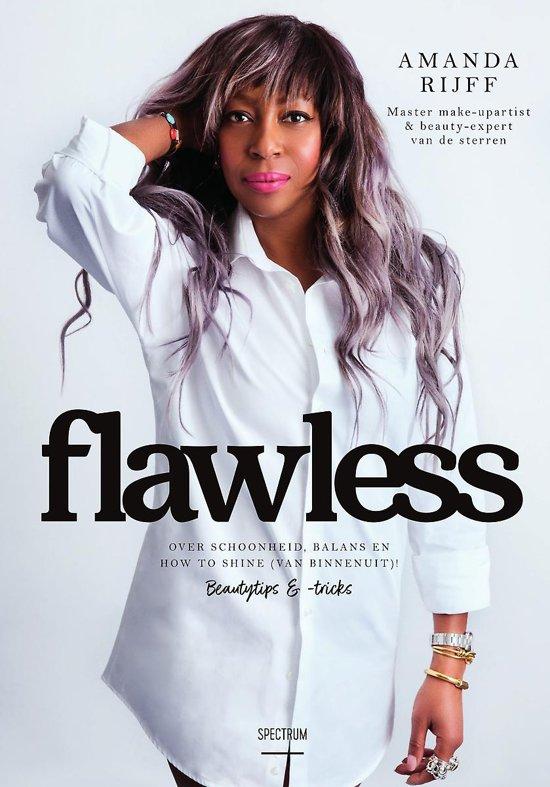 Boek cover Flawless van Amanda Rijff (Paperback)