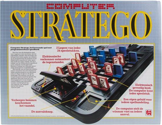 Stratego computer MB met programmeerbaar speelbord