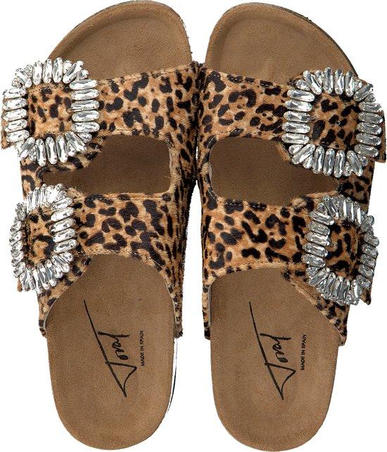 Toral Maat 39 Slippers Dames 10865Bruin J1TlKcF