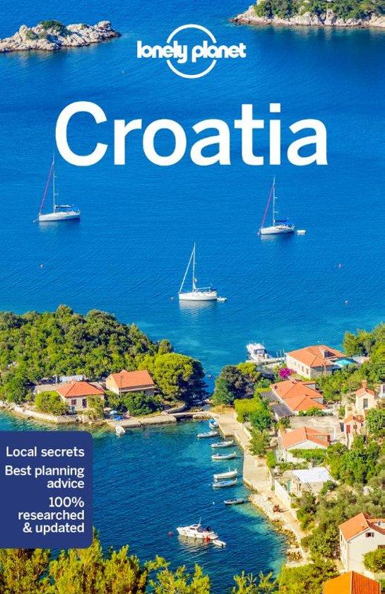 Boek cover Lonely Planet Croatia van Lonely Planet (Paperback)