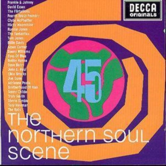 The Northern Soul Scene