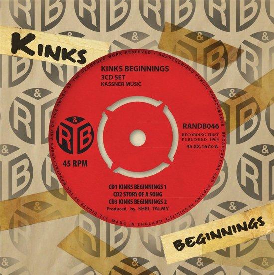 Kinks Beginnings