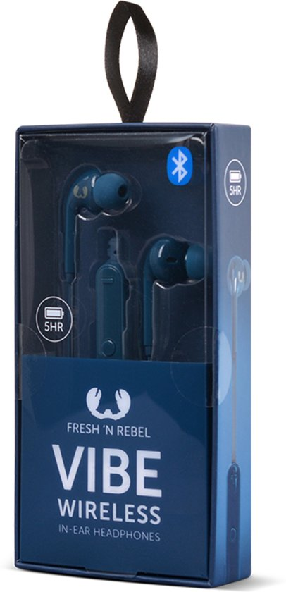 Fresh 'n Rebel Vibe Wireless Oordopjes
