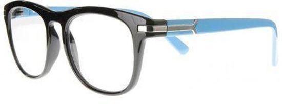 ea81d1c4310b9d Icon Eyewear NCE303 Brad Leesbril +1.50 - Zwart montuur