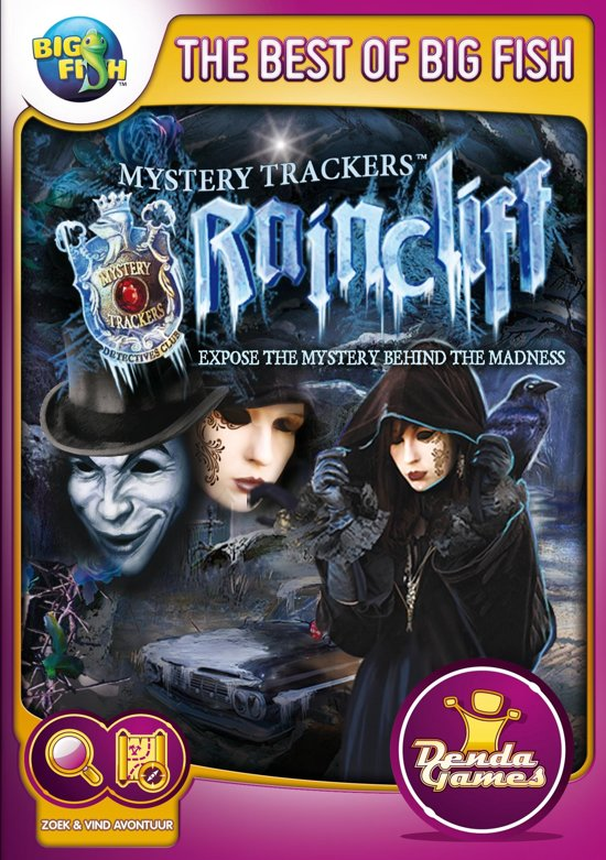The Best of Big Fish: Mystery Trackers, Raincliff - Windows