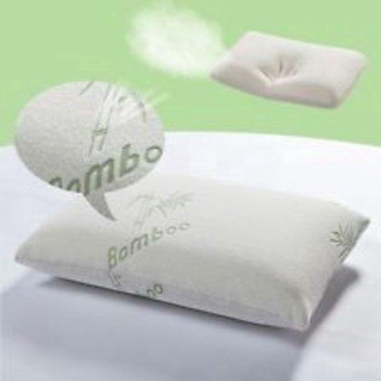 Bambillo Kussen Ervaringen.Bamboe Air Pillow Foam Hoofdkussen 48x76cm Bamboe 1 1 Gratis