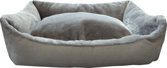 Frankie Kattenmand - Licht Grijs - Binnenmaat ± 40 x 25 cm